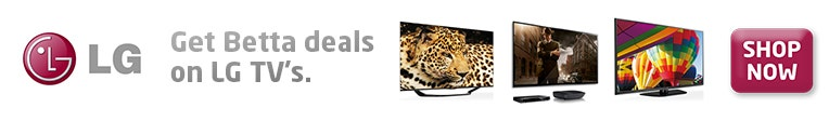 LG TV Deals