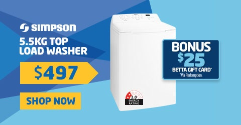 Simpson Washer $25 Gift Card
