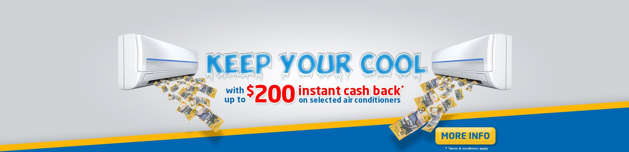 Keep Your Cool Air Con Cashback